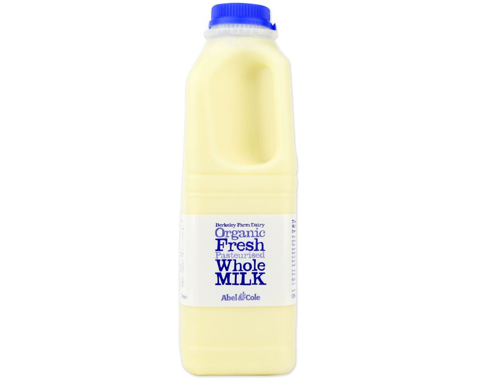 Free Milk, Full Cream (1 litre)