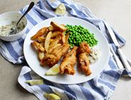 Vegan Fish & Chips