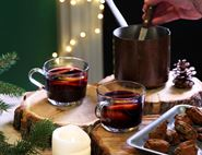 Luke's Dad's Mulled Wine