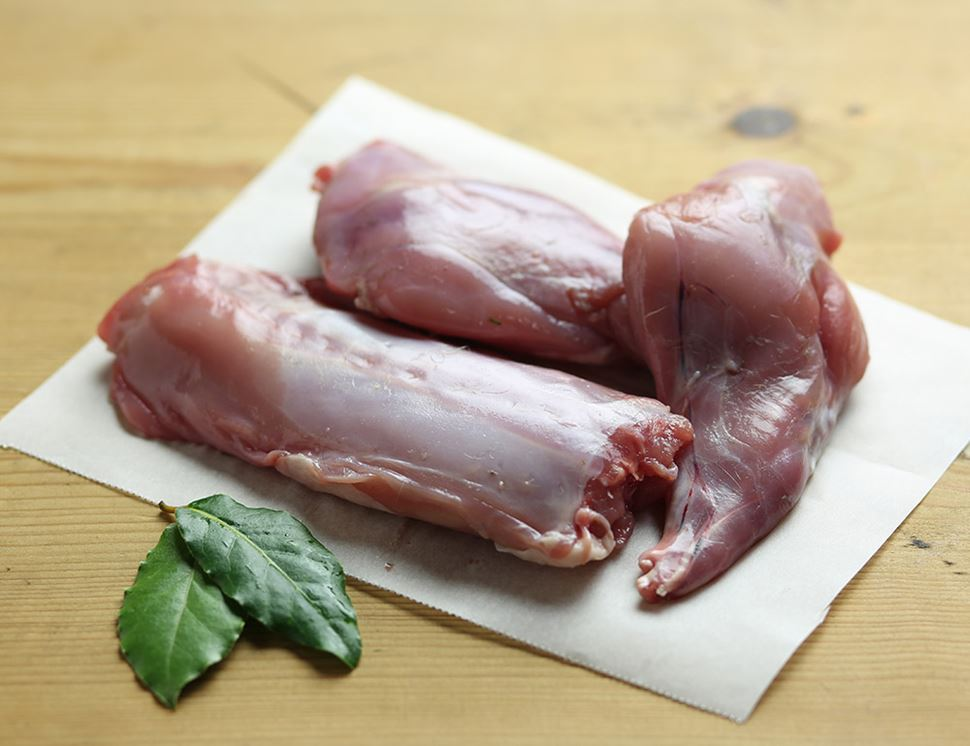 Wild Rabbit, Jointed (350g)