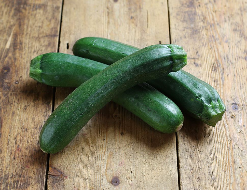Courgettes, Organic (3 pieces)