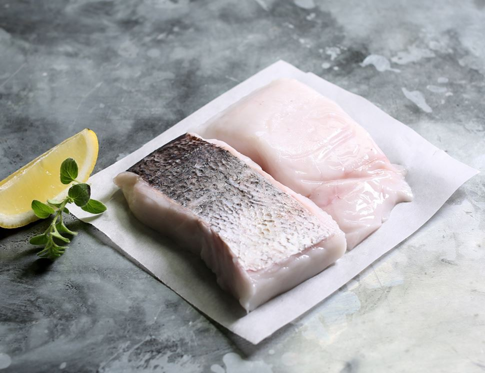 Hake Fillets, pack of 2 (260g)