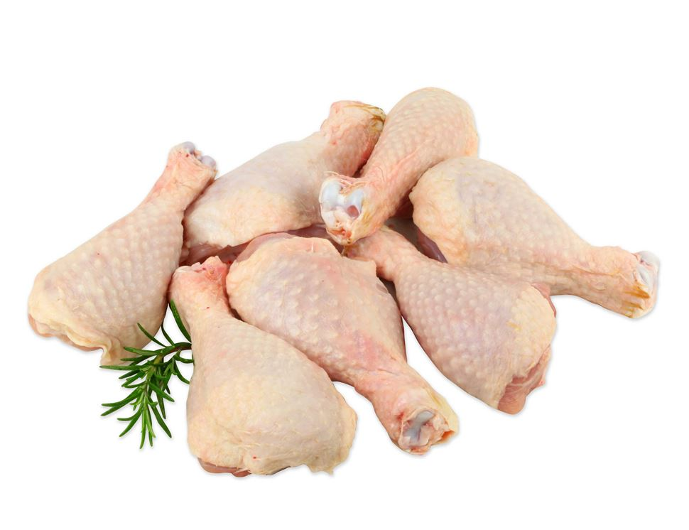 Chicken Drumsticks, Free Range (1kg avg, pack of 8) | Abel & Cole