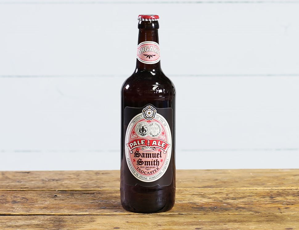 Samuel Smith's Pale Ale, Organic (550ml)