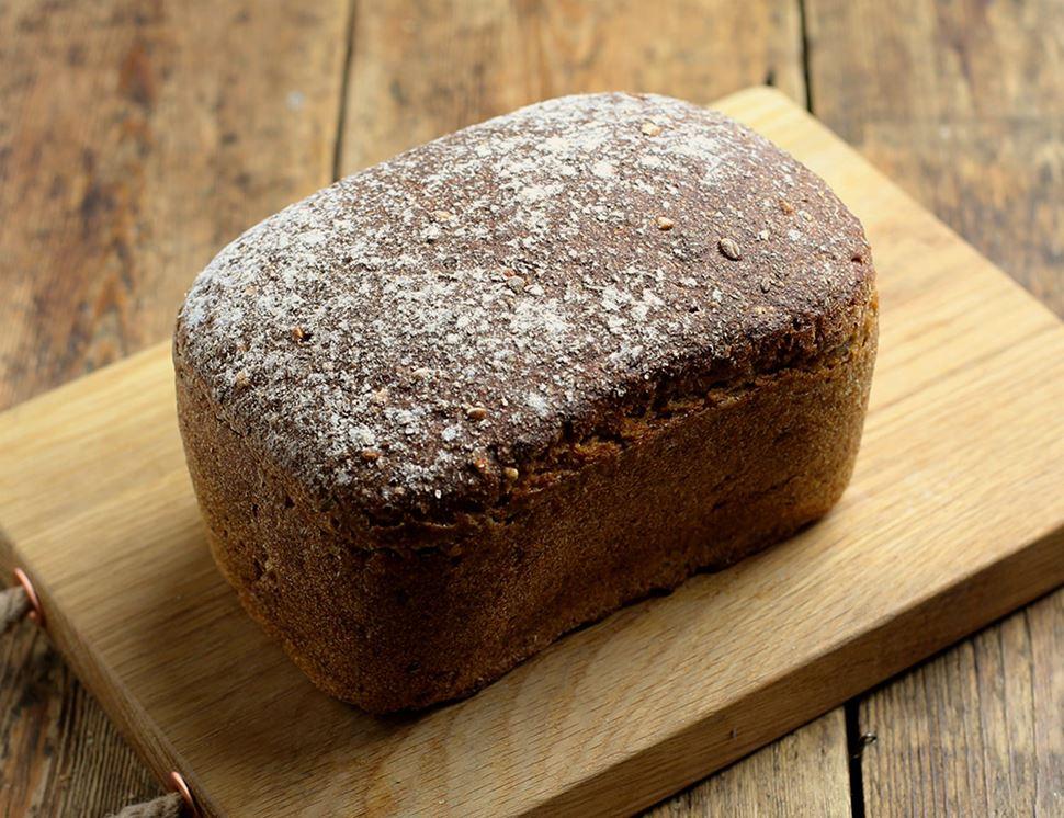 Spelt Rye Sourdough Bread Organic Famous Hedgehog Bakery 400g