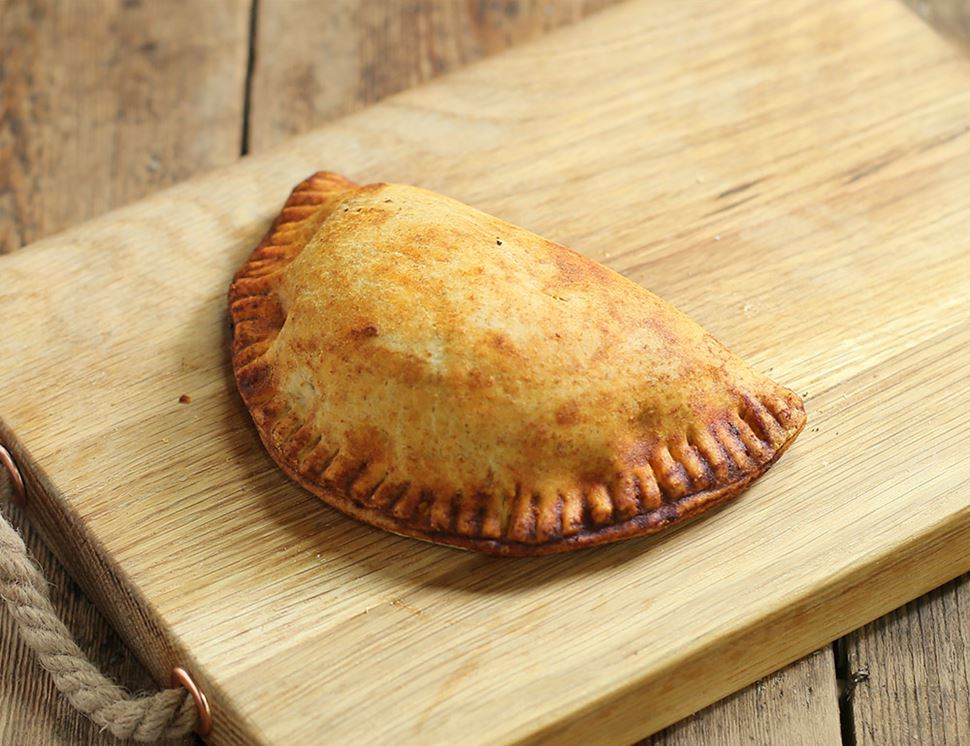 Spicy Bean Pasty, Authentic Bread Co. (190g)