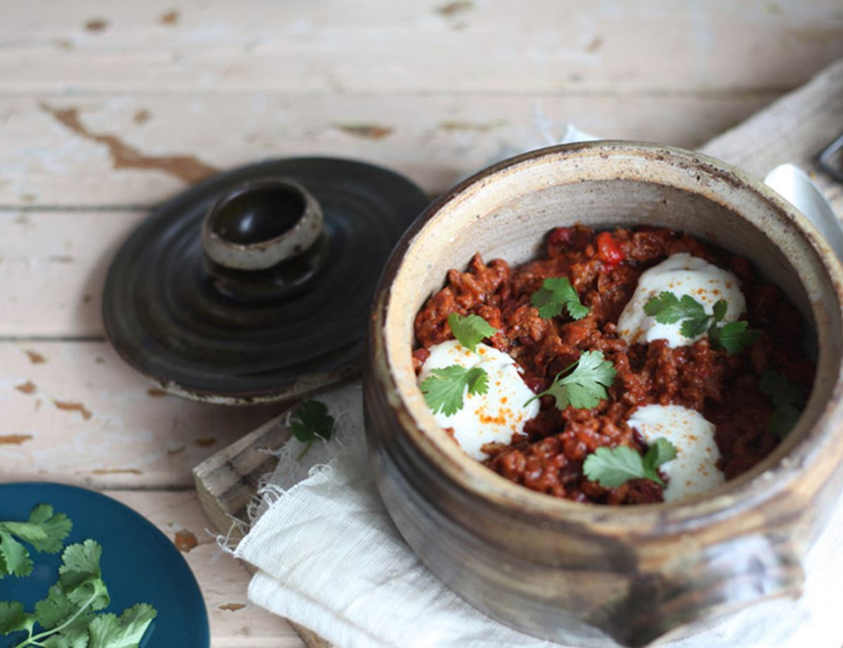 Chilli As You Like It Con Carne