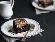 Zest Ever Brownies