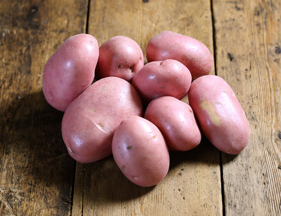 Red Potatoes, Organic (1kg)