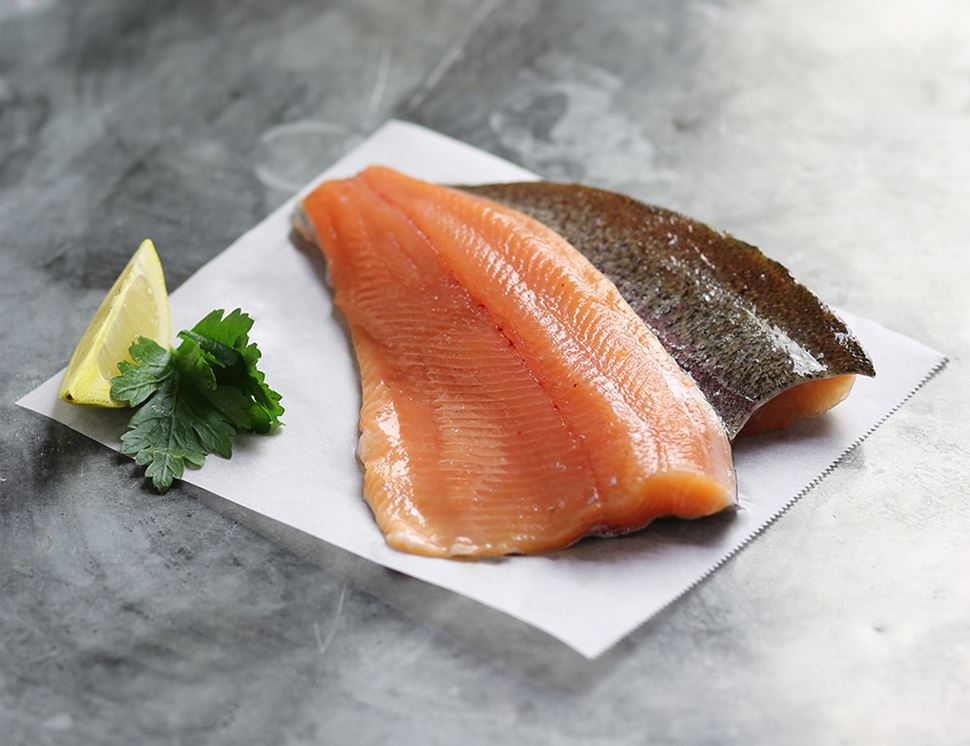 Rainbow Trout, Fillets (200g avg)