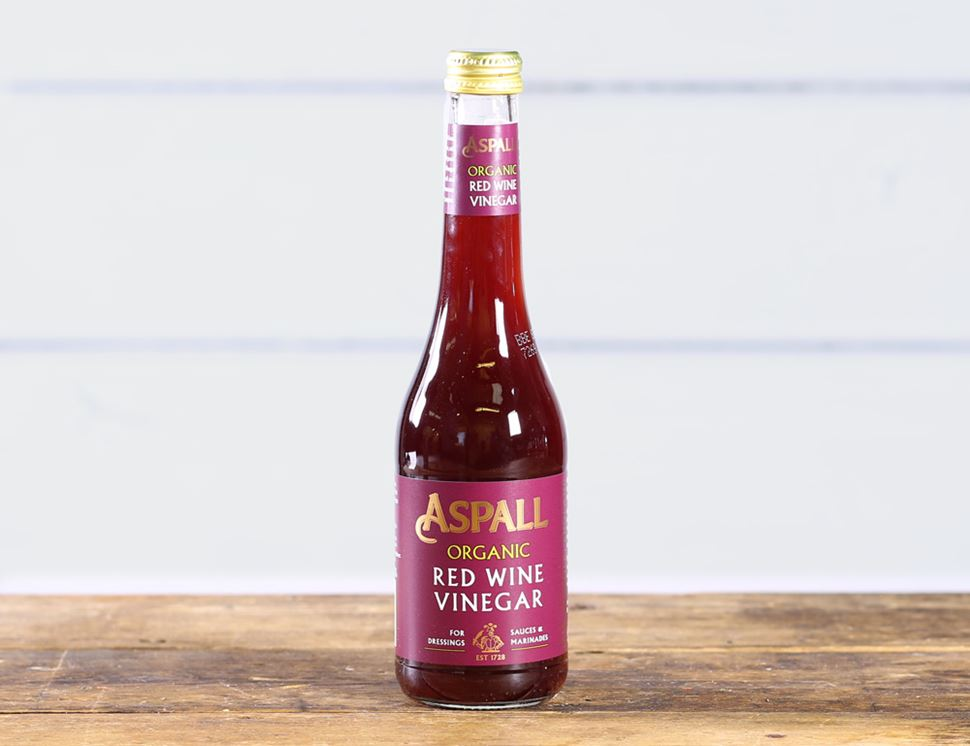 Red Wine Vinegar, Organic, Aspall (350ml)
