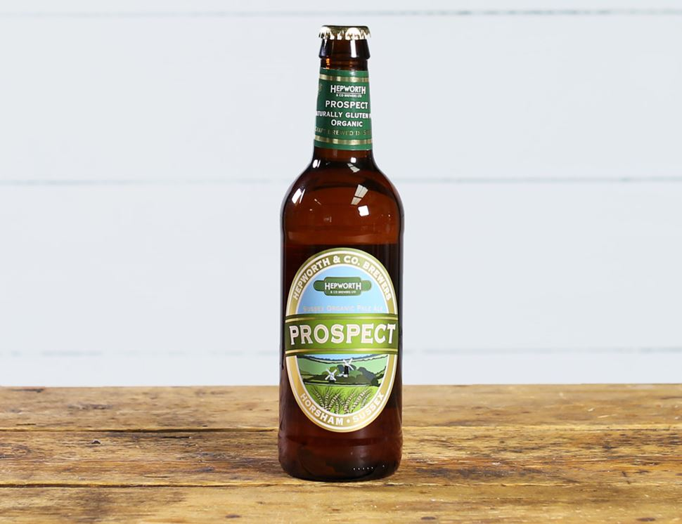 Prospect Pale Ale, Organic, Hepworth Brewery (500ml)
