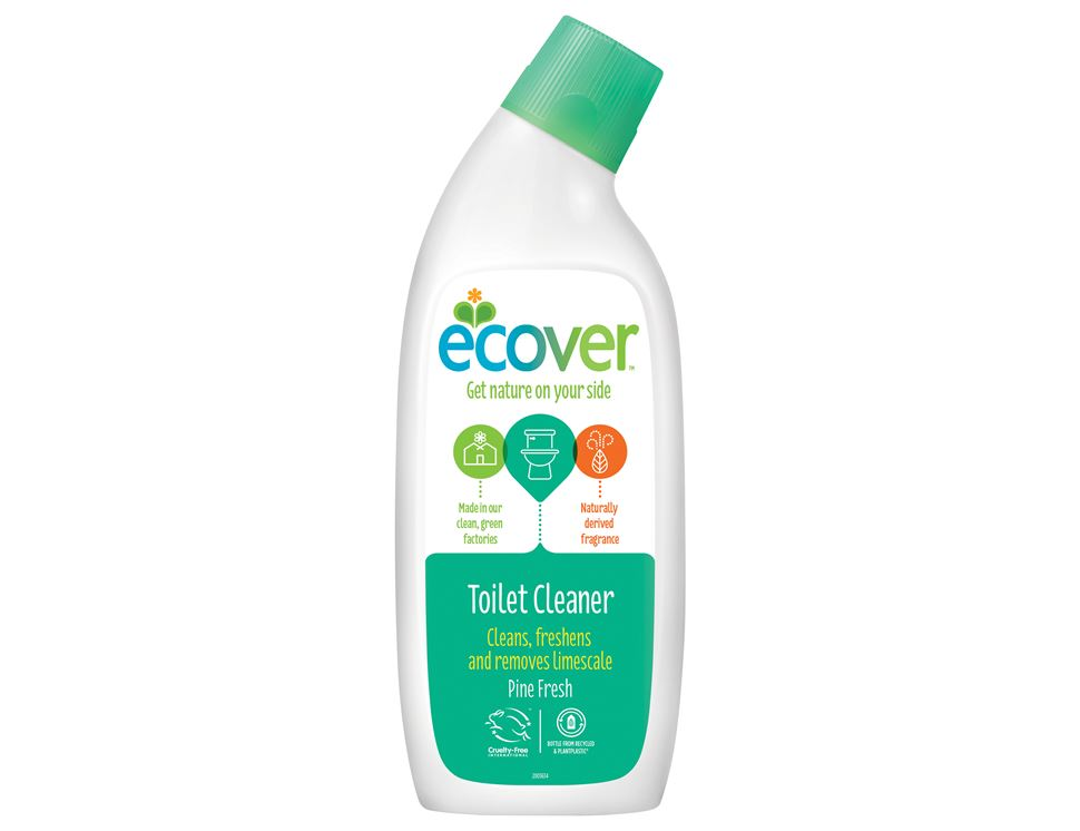 Toilet Cleaner, Pine Fresh, Ecover (750ml)