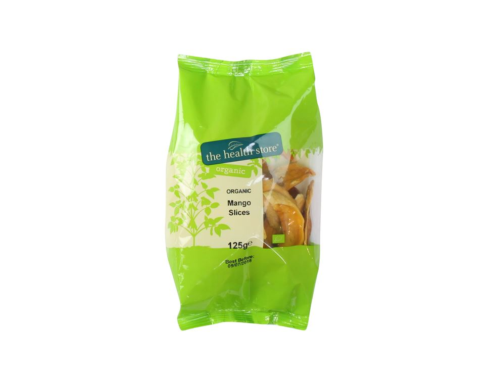 Dried Mango, The Health Store (125g)