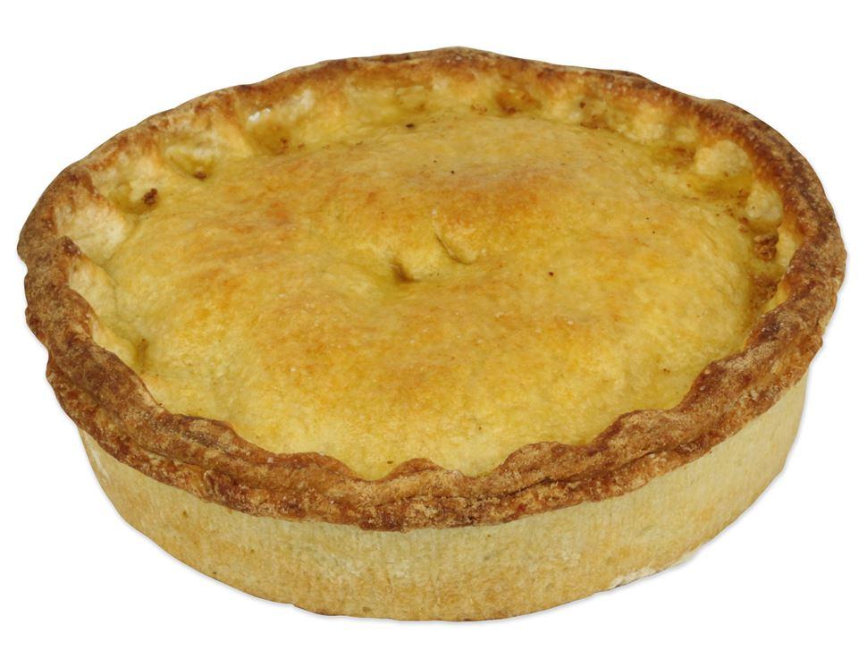 Apple & Cinnamon Pie, Abel & Cole (520g) - Abel & Cole