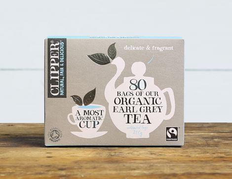 Organic Tea Abel Cole