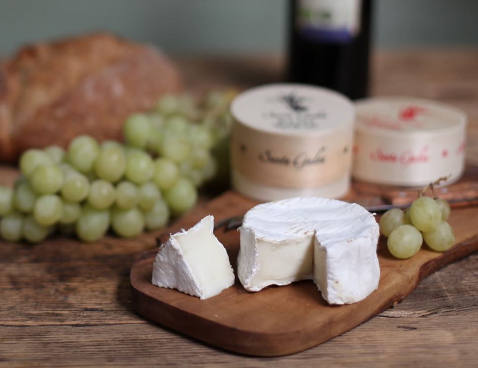 Red Label Goat's Cheese, Santa Gadea (135g)