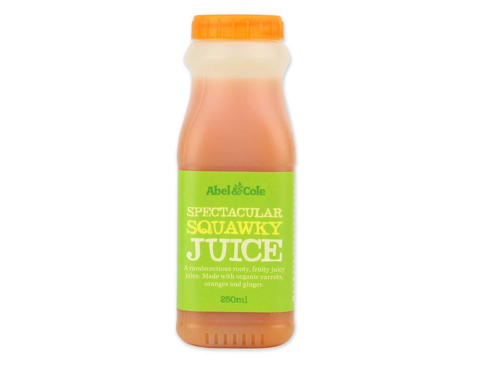 Free Squawky Juice, Abel & Cole (250ml)