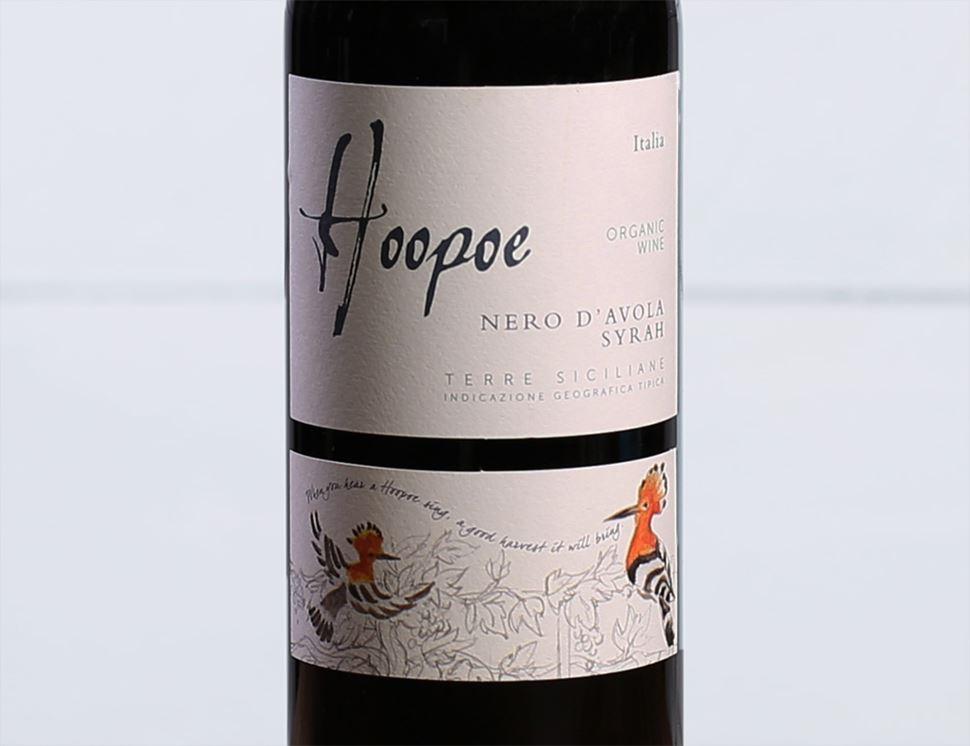 c237d722db Hoopoe Nero d'Avola Syrah, 2016, Organic (75cl)