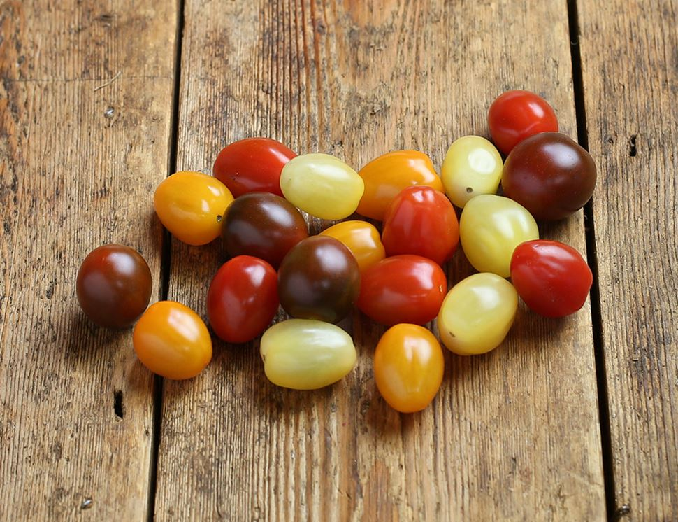 Heirloom Tomatoes, Organic (200g)