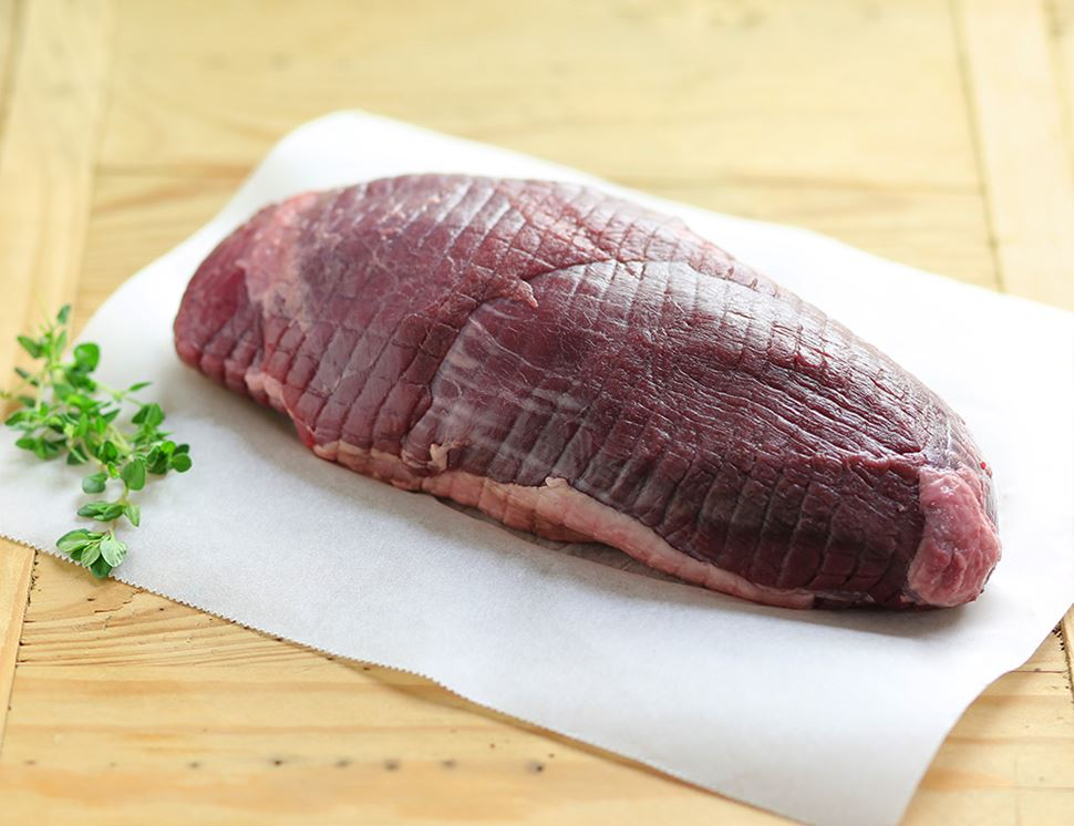 Wild Venison Haunch, Bone Out (1.5kg)
