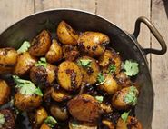 Bombayed New Potatoes