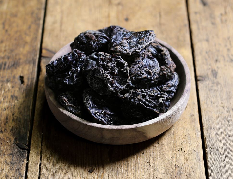 Pitted Prunes, Organic, Abel & Cole (250g)