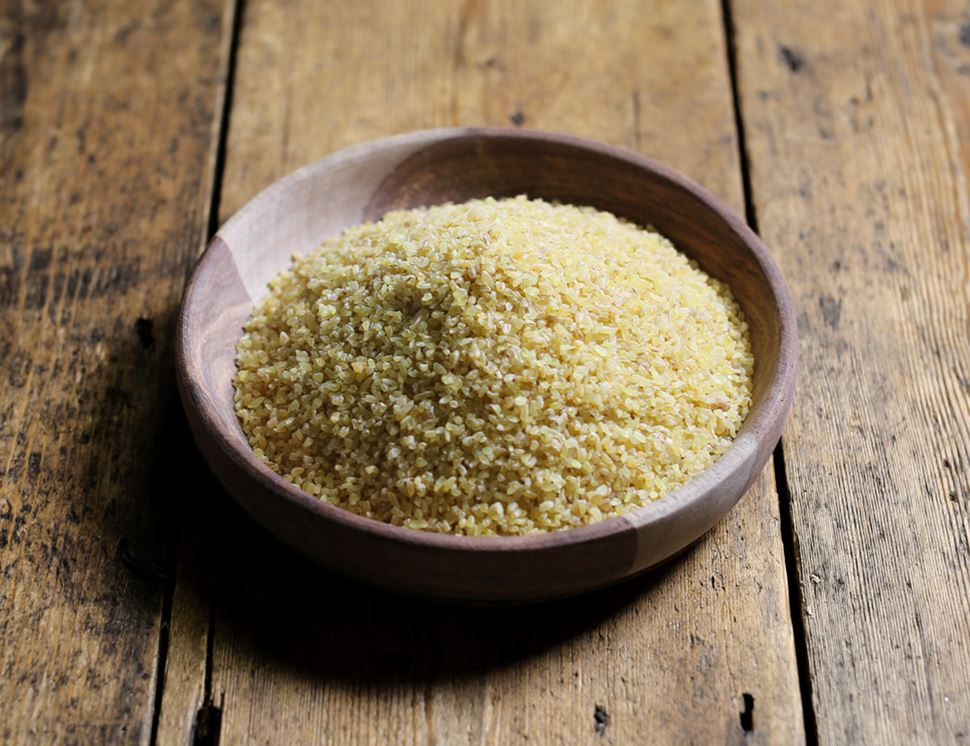 Bulgar Wheat, Organic, Abel & Cole (500g)