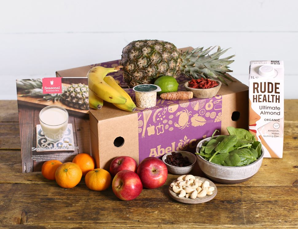 Seasonal Smoothie Recipe Box, Organic