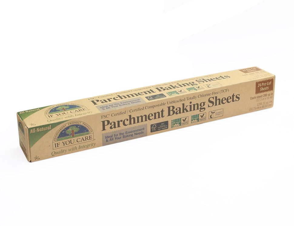Parchment Baking Sheets, If You Care (24 sheets)