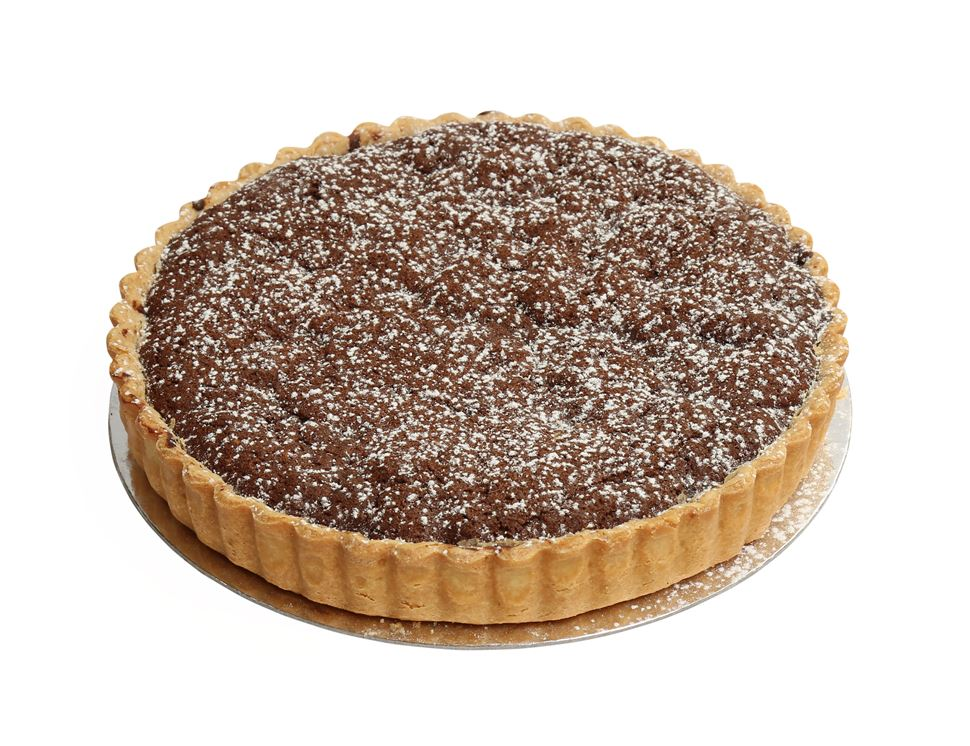 Dark Chocolate Tart, Organic, Long Crichel (600g)