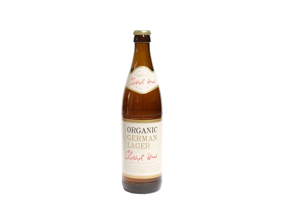 German Lager, Organic, Vintage Roots (500ml)