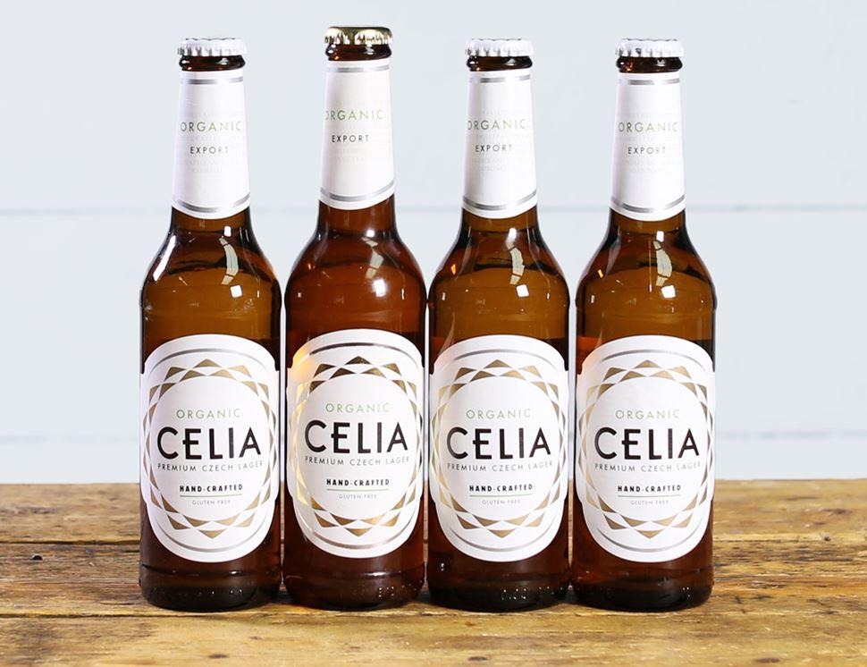 Celia lager gluten free organic 4 x 330ml abel cole celia lager gluten free organic 4 x 330ml negle Images