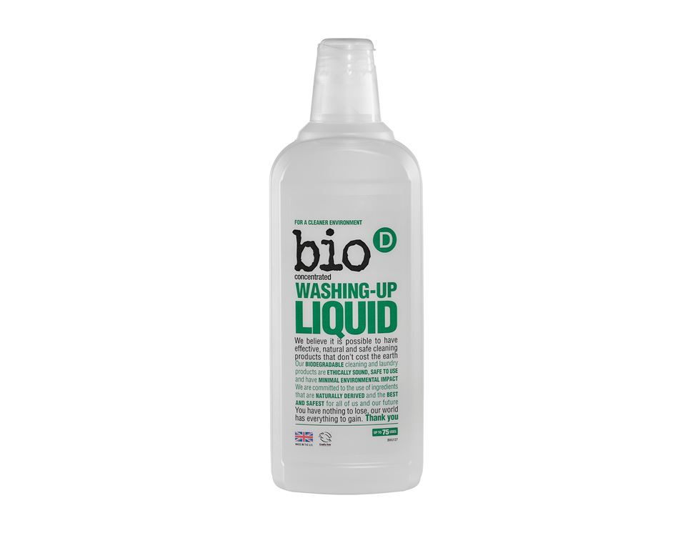 Free Concentrated Washing Up Liquid, Bio-D (750ml)