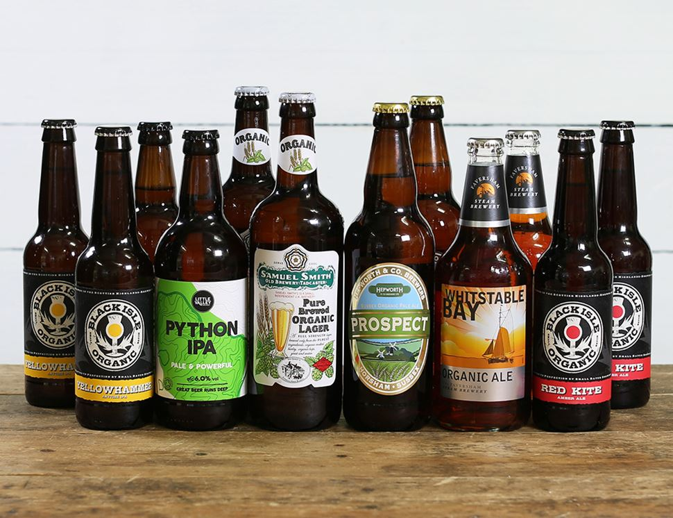 Brewer's Collection, Organic (12 bottles)