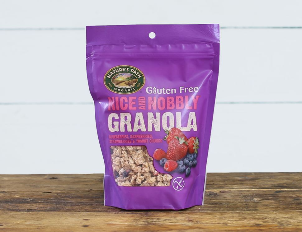 Nice & Nobbly Berry Granola, Gluten Free, Organic, Nature's Path (312g)