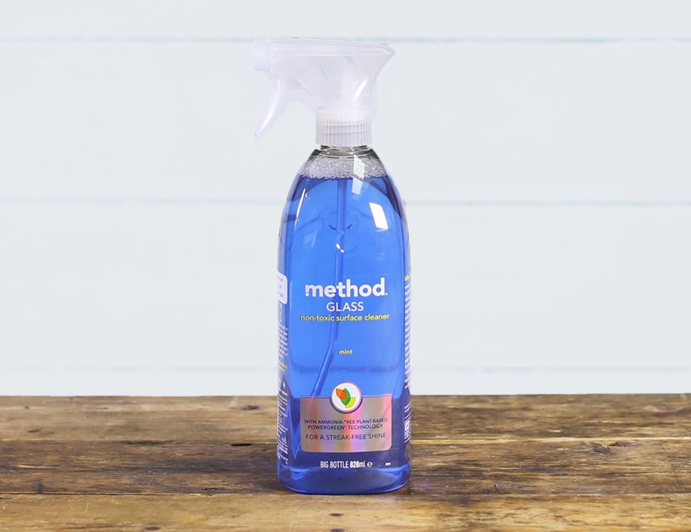 Glass Cleaner, Method (828ml)