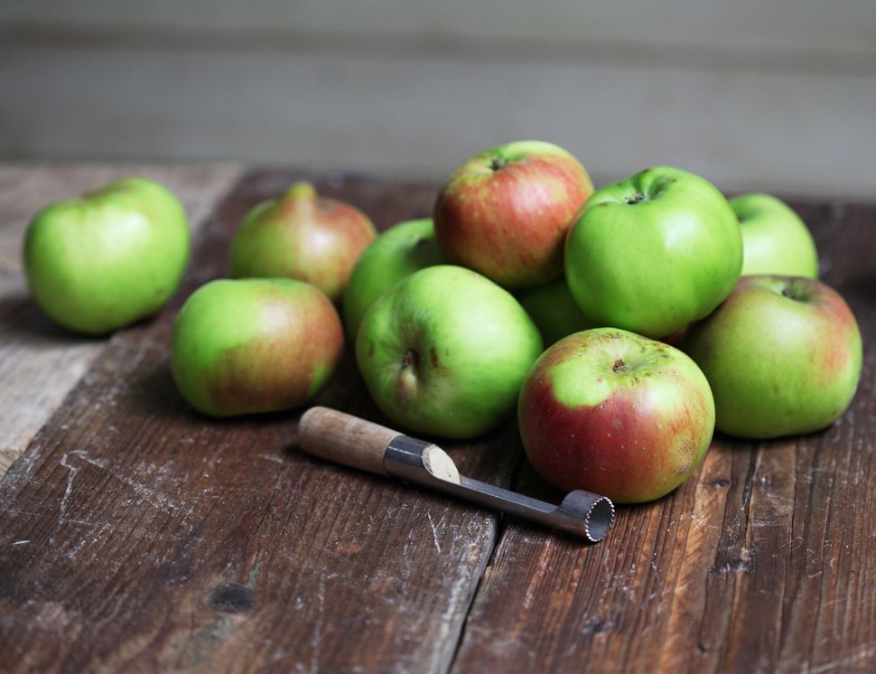 Bramley Cooking Apples, Organic (1kg)