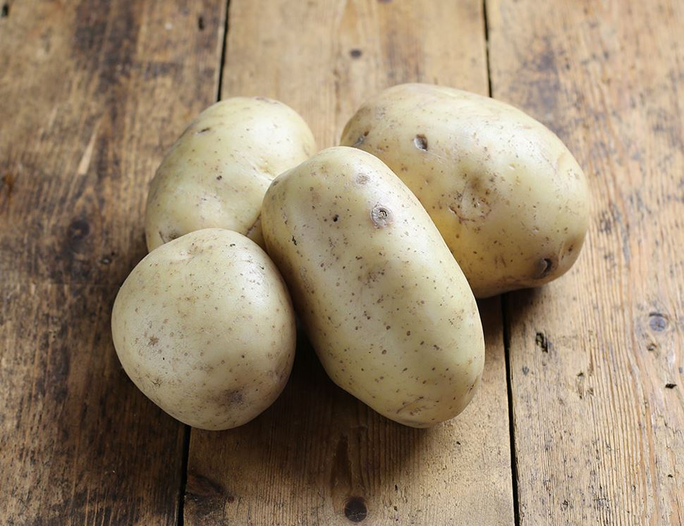 Baking Potatoes, Organic (1kg)