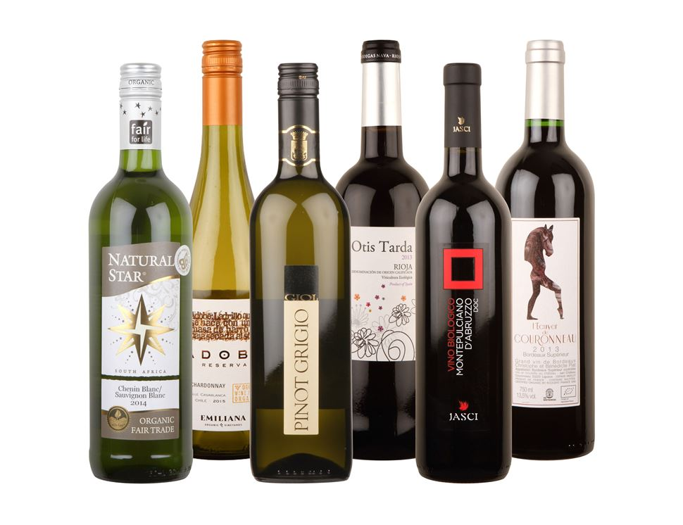 Mixed Wine Collection (6 bottles)