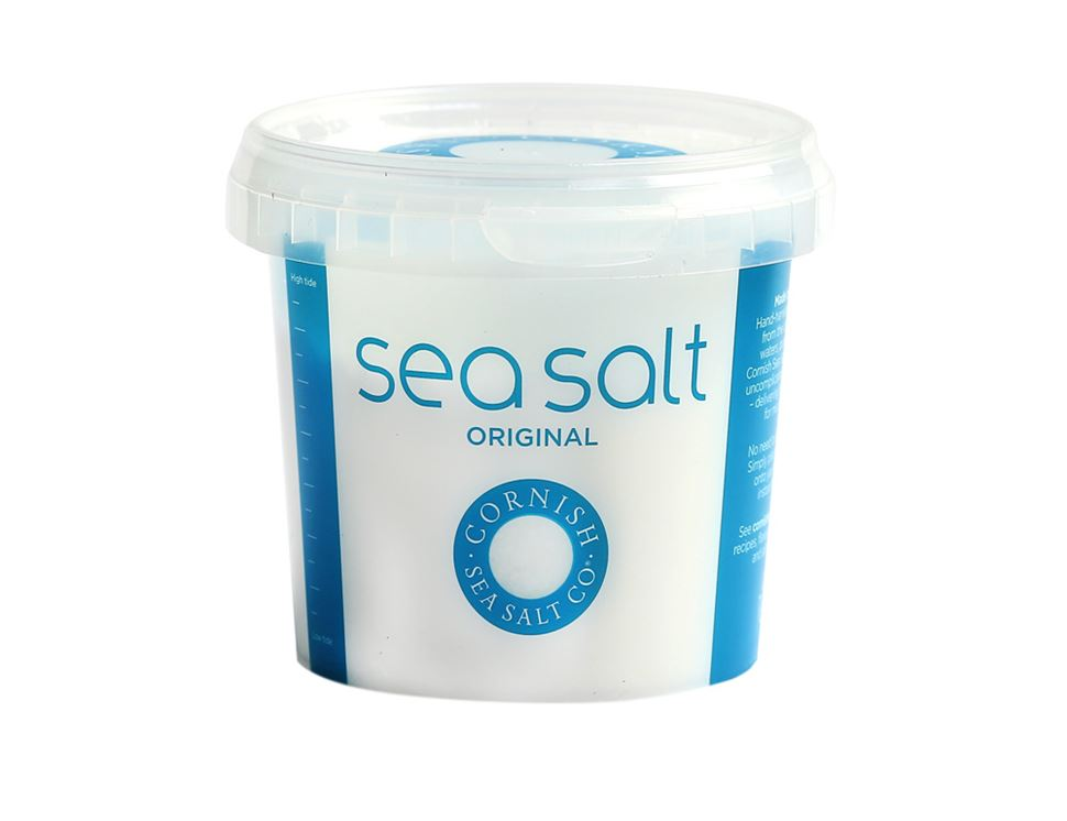 Cornish Sea Salt (225g)