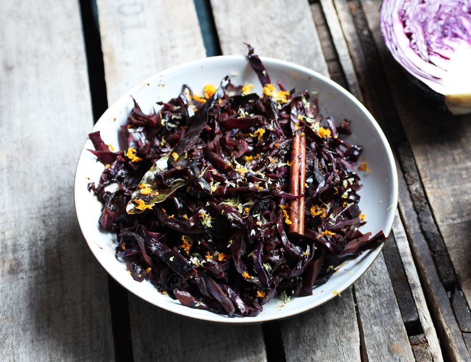 Red Cabbage, Organic