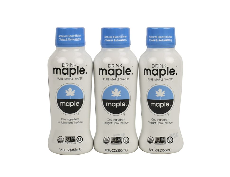 Maple Water, Organic, Drink Maple (3 x 355ml)