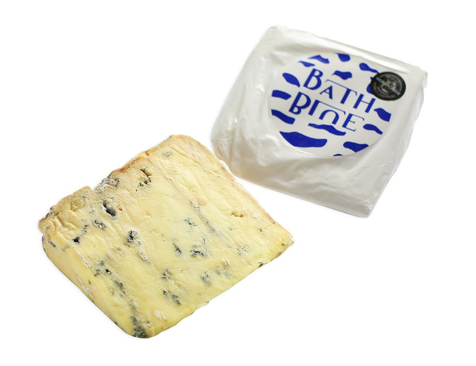 Bath Blue Cheese, Organic (200g)