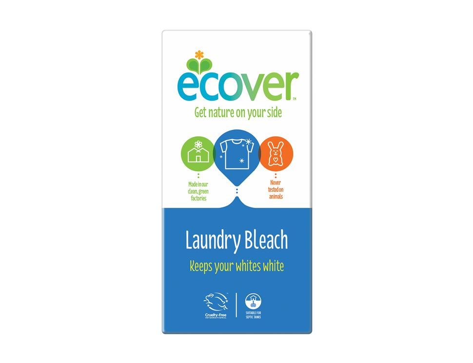 Laundry Bleach, Ecover (400g)
