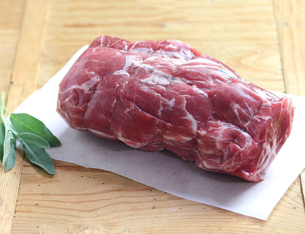 Pork Collar Joint, Organic (1.2kg)