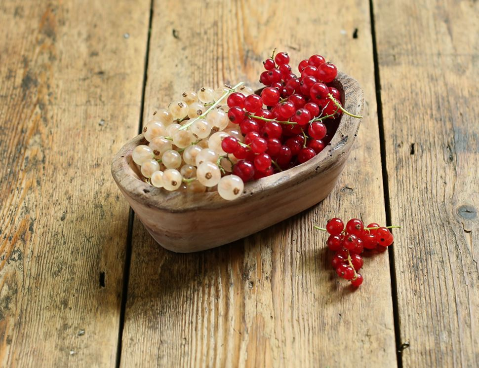 Mixed Red & White Currants, Organic (125g)