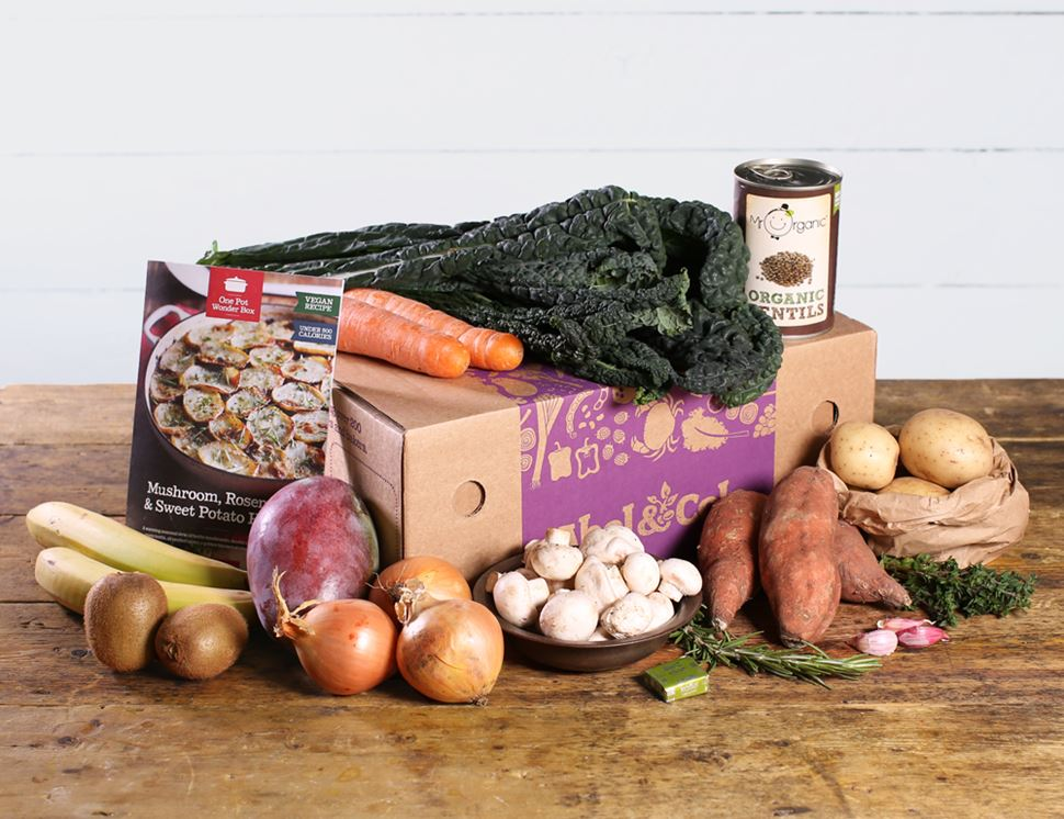 One Pot Wonder Recipe Box, Organic