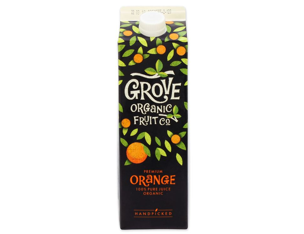 Orange Juice, Grove (1 litre)