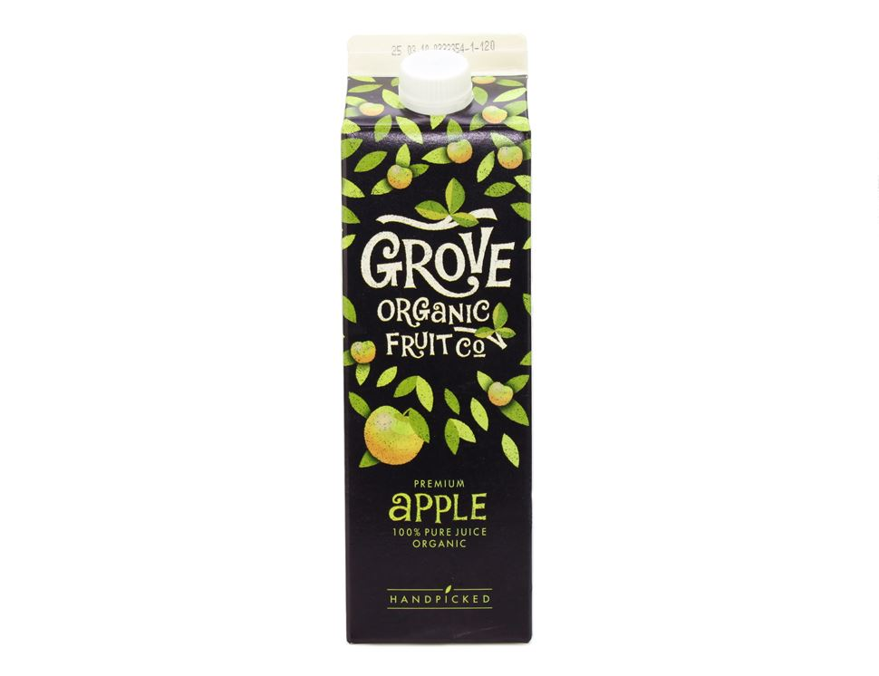 Apple Juice, Grove (1 litre)